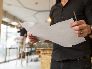 Small business restaurant renovation using tax reform savings